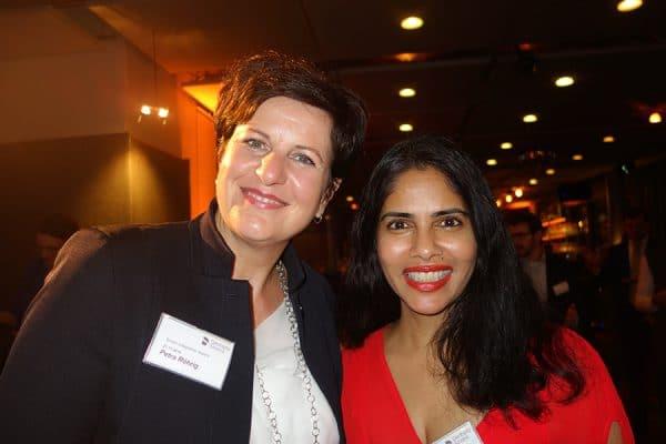 With Petra Röhrig VP Dentsply Sirona, @ Germany