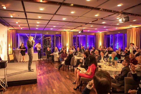 Smart Integration Award Evening @ Heidelberg, Germany