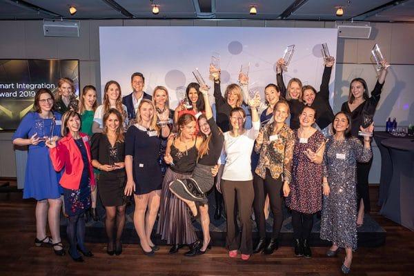 Winners of Smart Integration Award @ Heidelberg, Germany